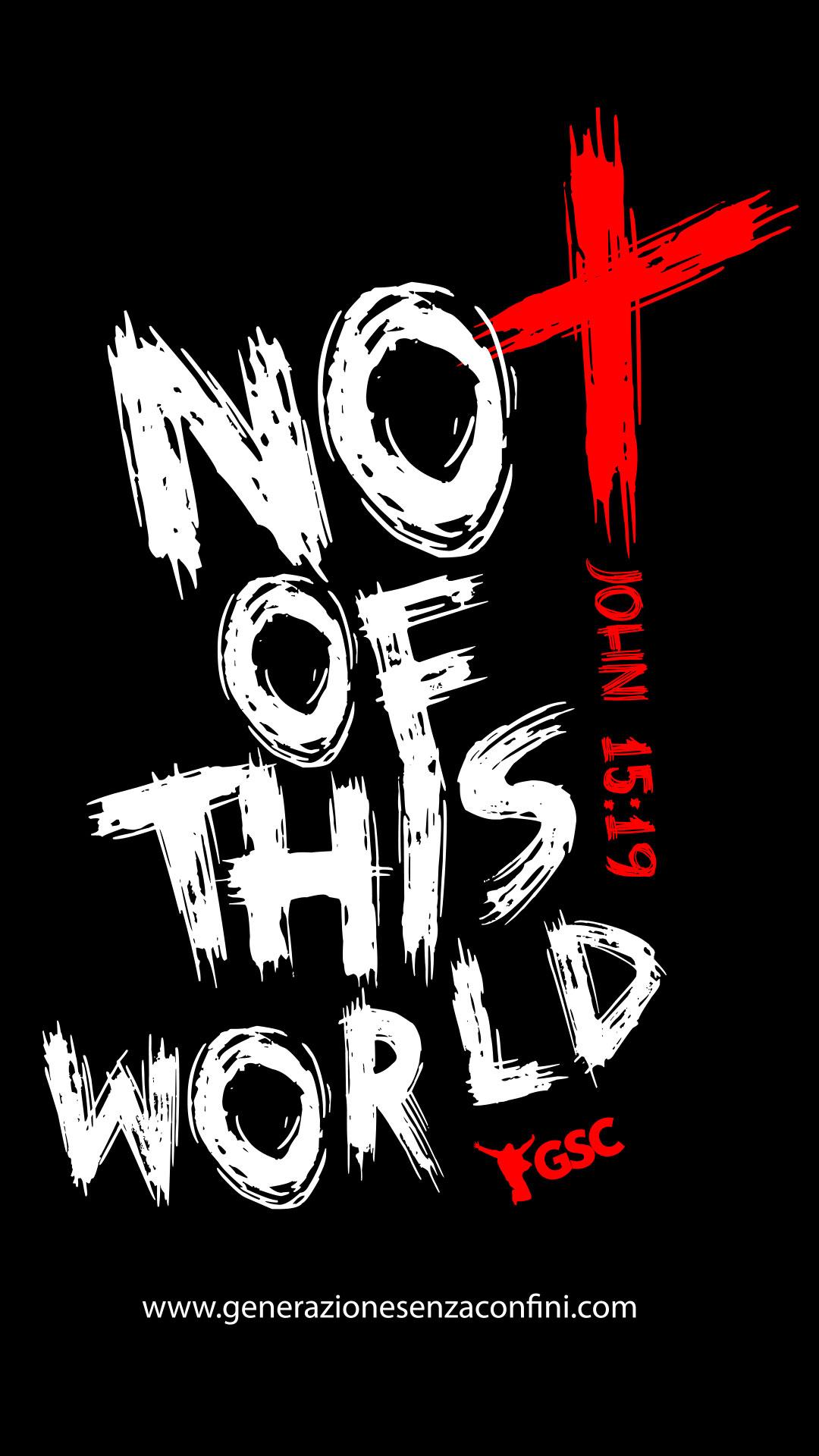 Sfondi Cellulare Not Of This World Generazione Senza Confini